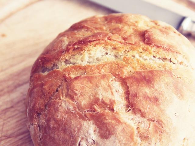 bochníček chleba